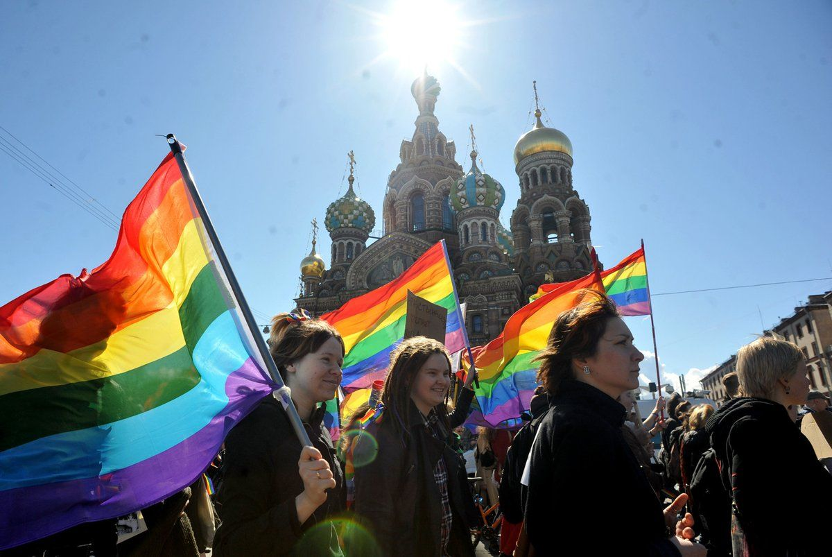 British gay athlete guaranteed safety in Russia