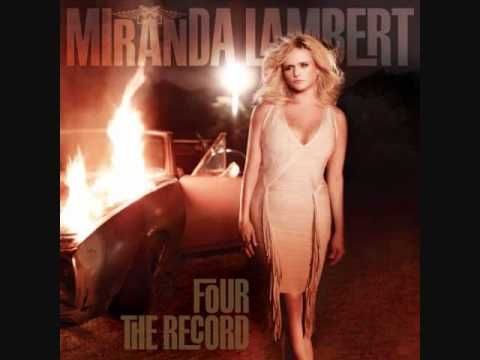 MIRANDA LAMBERT ~ Over You