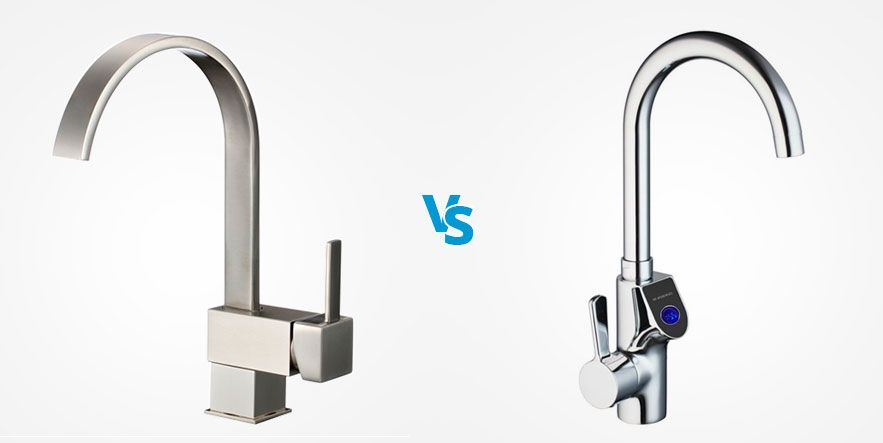 Brushed Nickel Vs Chrome Learn The Difference Choose The Right