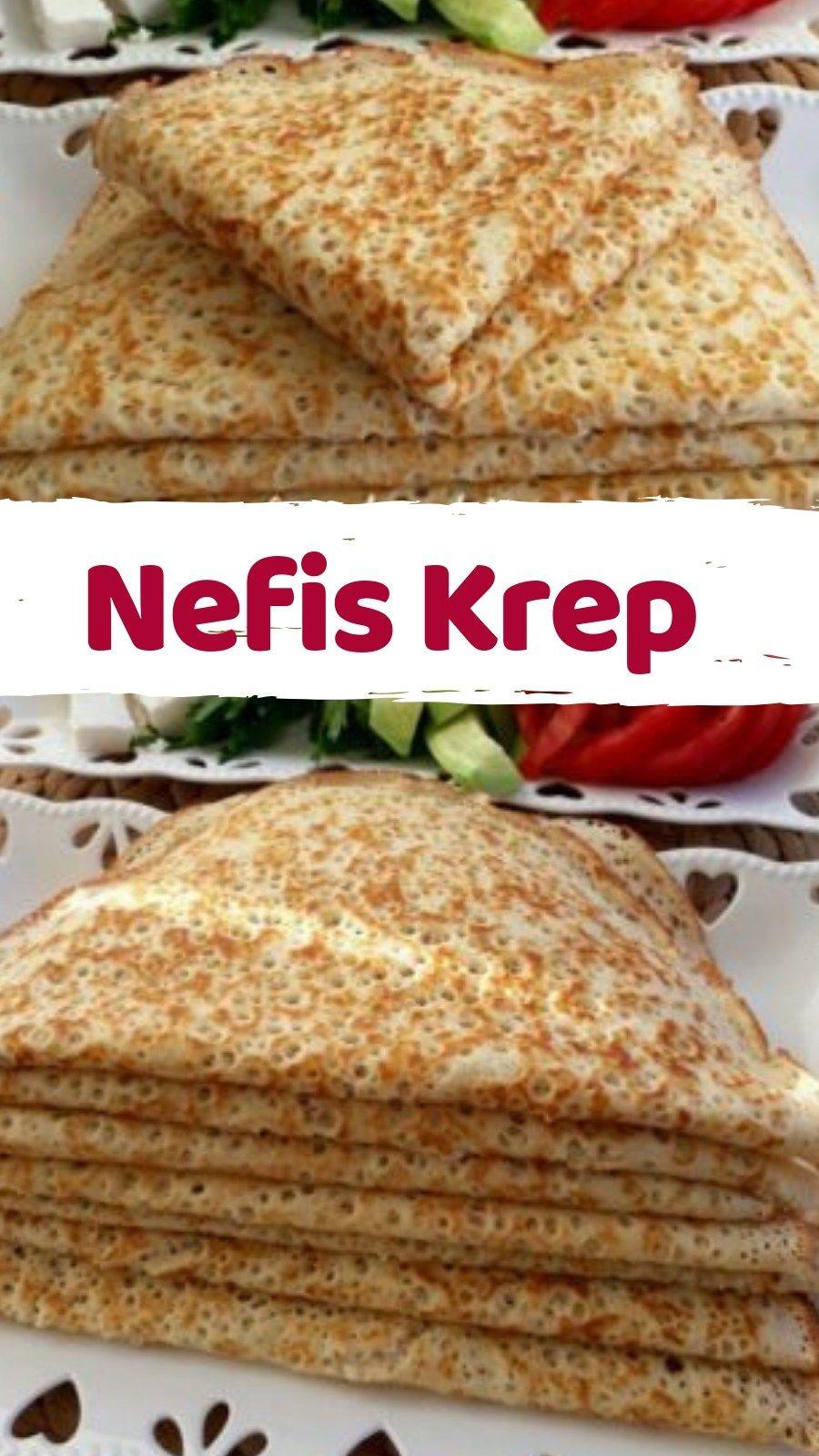Nefis Krep Tarifi nasıl yapılır 20.20 kişinin defterindeki Nefis ...