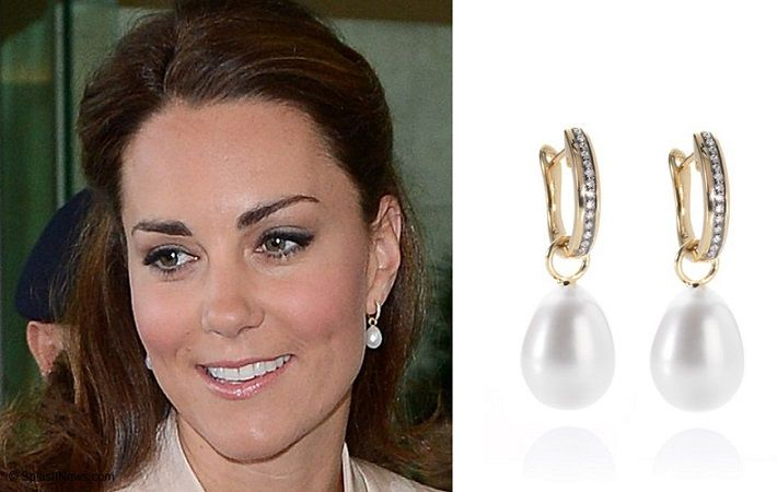 Kate Middleton Duchess of Cambridge Annoushka Favourites