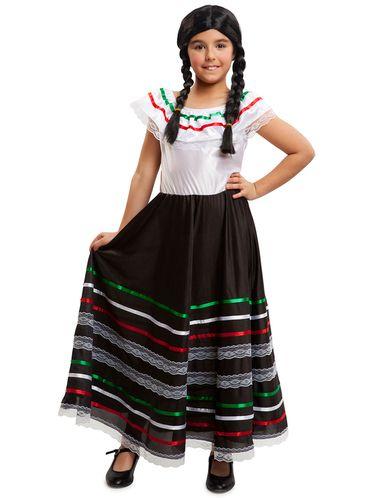 Weiße Mädchen wie Mexikaner