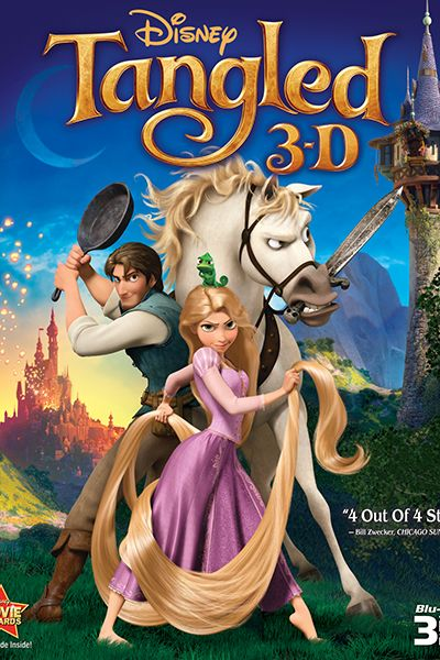 Download Tangled (2010) Dual Audio Full Movie {Hindi-Eng} 480p [300MB] | 720p [900MB]
