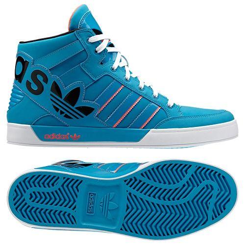 Image Adidas Hard Court Hi Big Logo Shoes G66686 85 00