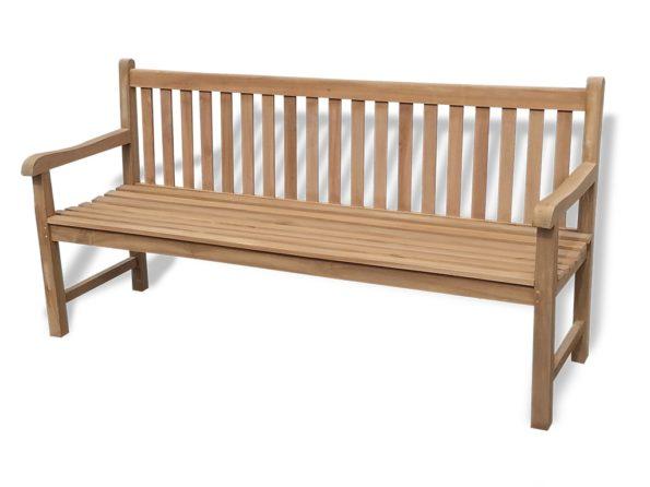 Stigter Tuinmeubelen Classic Tuinbank 180cm Teak In 2020 Wooden Garden Benches Teak Bench Teak Bench Outdoor