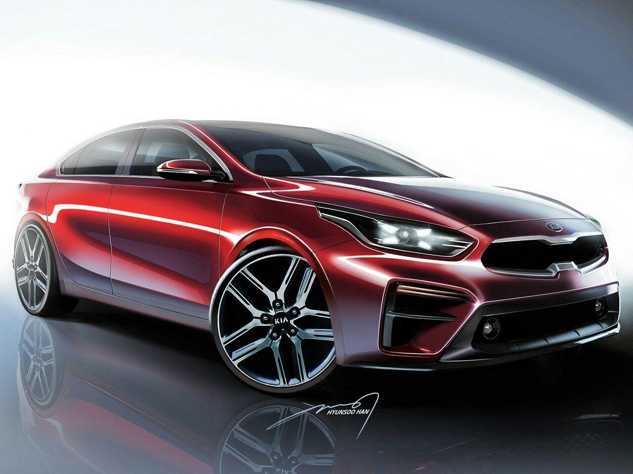 Kia Cerato 2019 concepts design Kia forte, Kia, Car