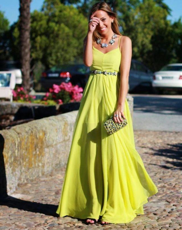 7c7d2456992f vestido largo invitada look boda blog estilo asesoria estilismo ...