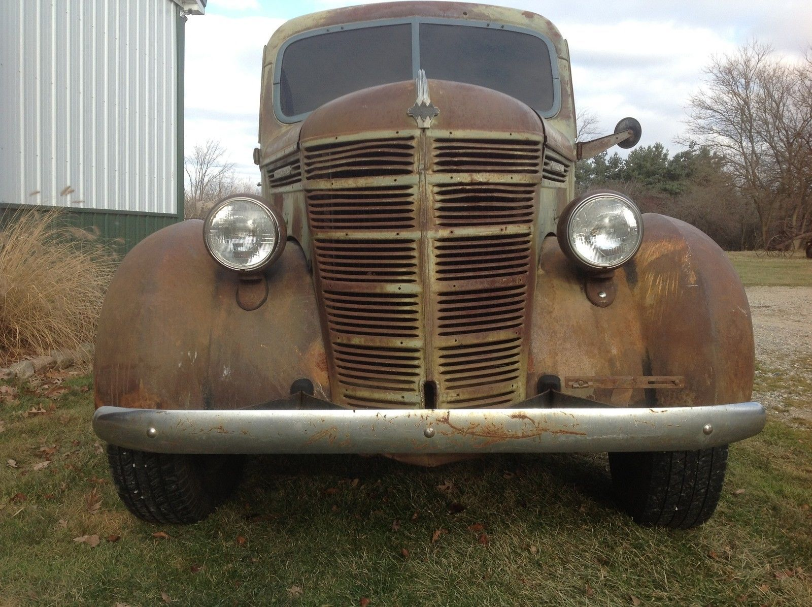 1938 International Pickup Truck Project Car For Sale | International ...