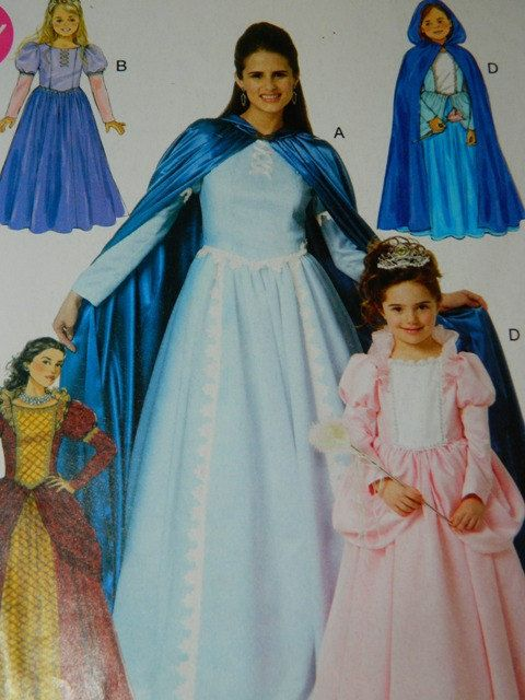 Princess Queen Fairy Princess Maiden Costume by TheIDconnection, $20.00