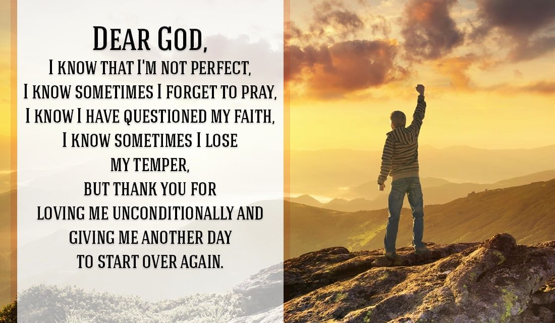 I May Not Be Perfect But I Am So Thankful That God Loves Me Anyways Can I Get An Amen God Loves Me Bible Encouragement Spiritual Encouragement