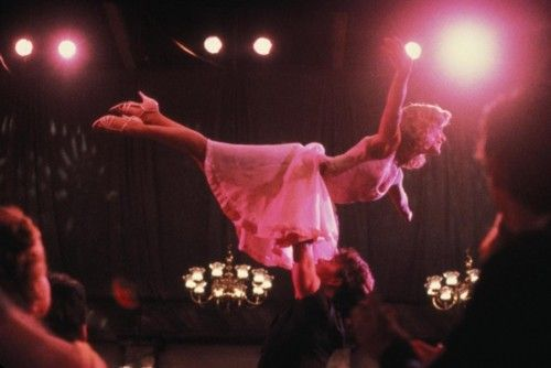 Iconic Dirty Dancing Pose!  Get some new dance attire or take some dance lessons at Loretta's in Keego Harbor, MI!  If you'd like more information just give us a call at (248) 738-9496 or visit our website www.lorettasdanceboutique.com.
