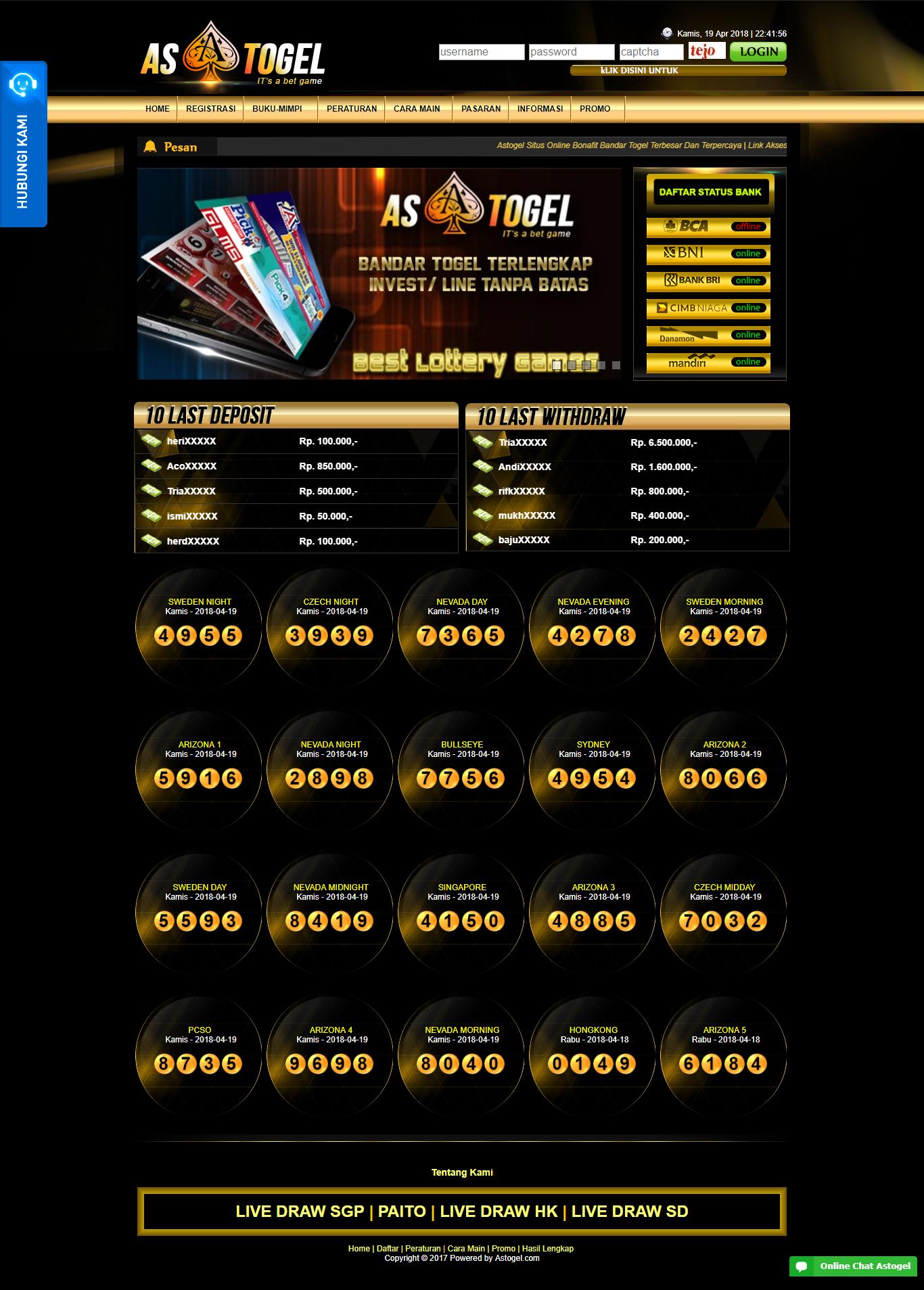 Astogel Com Adalah Website Resmi Togel Online Terbaik Yang Menjadi Bandar Togel Terbesar Dan Terpercaya Untuk Wilayah Asia Agen Togel Res Sydney Pesan Website