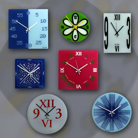 Relojes decorativos de pared buscar con google lamparas relojes y espejos clock wall y decor - Relojes decorativos pared ...