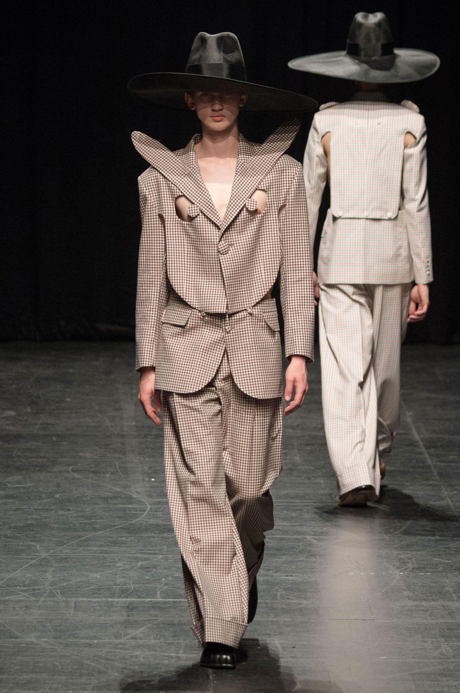 Walter Van Beirendonck Spring Summer Primavera Verano 2016 Collection #Menswear #Trends #Tendencias #Moda Hombre - Pairs Fashion Week - D.P.