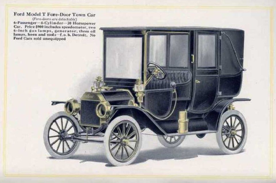 The 1912 Model T Ford Part 1 Model T Ford Fix Ford Parts
