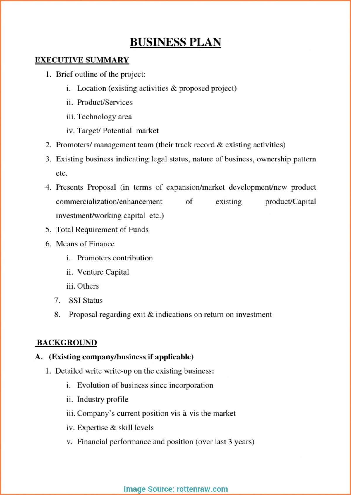 20 Small Business Contingency Plan Template Simple Small