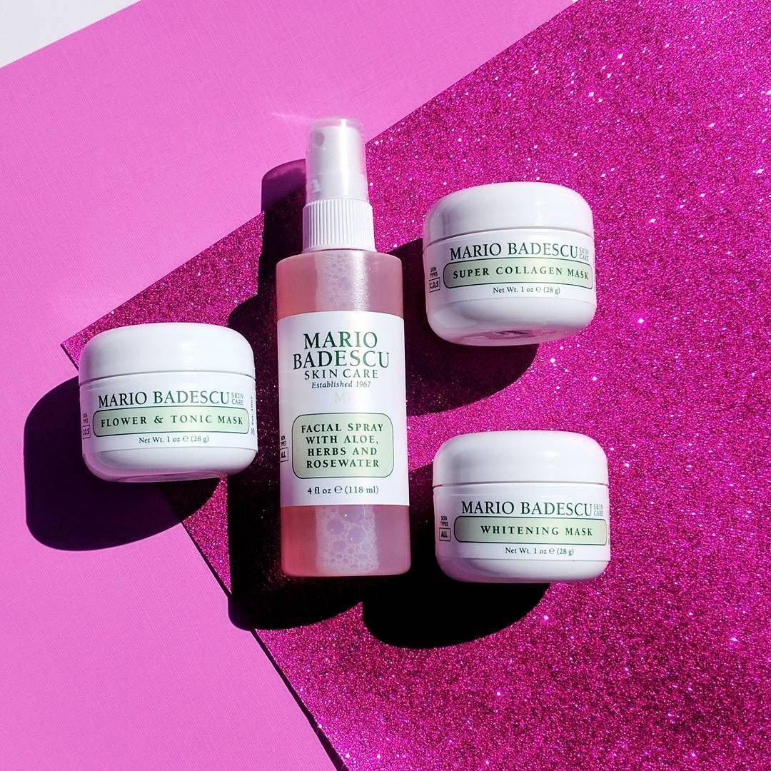 MBSkinTip Give your athome facial a botanical boost