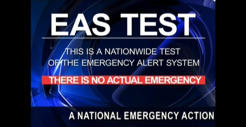 There S A Meaning To The Horrible Noise The Emergency Alert System Makes In 2020 Emergency Alert System Emergency Meant To Be