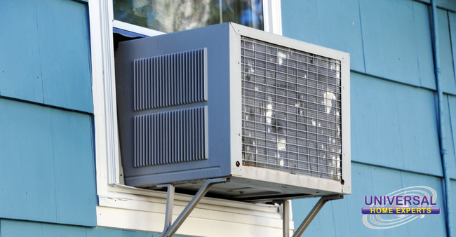 How To Clean An A C Window Unit Home Services Window Air Conditioner Window Air Conditioner Installation Air Conditioner