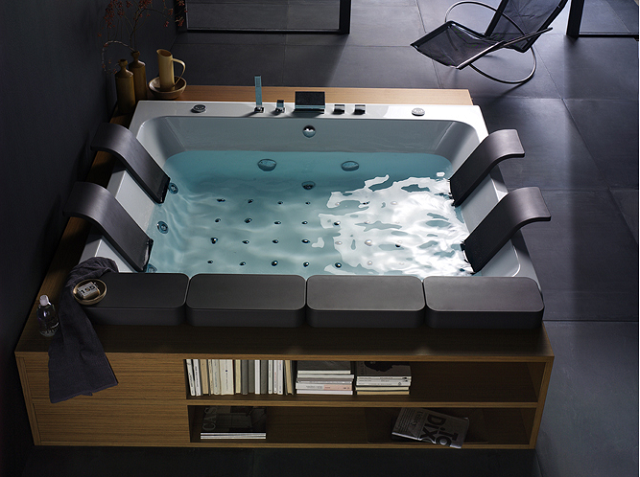 Vasca Thais Kunst-Luxus-Whirlpool   Innenarchitektur   Pinterest ...