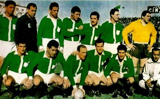Equipos de fútbol: FERRO CARRIL OESTE 1958
