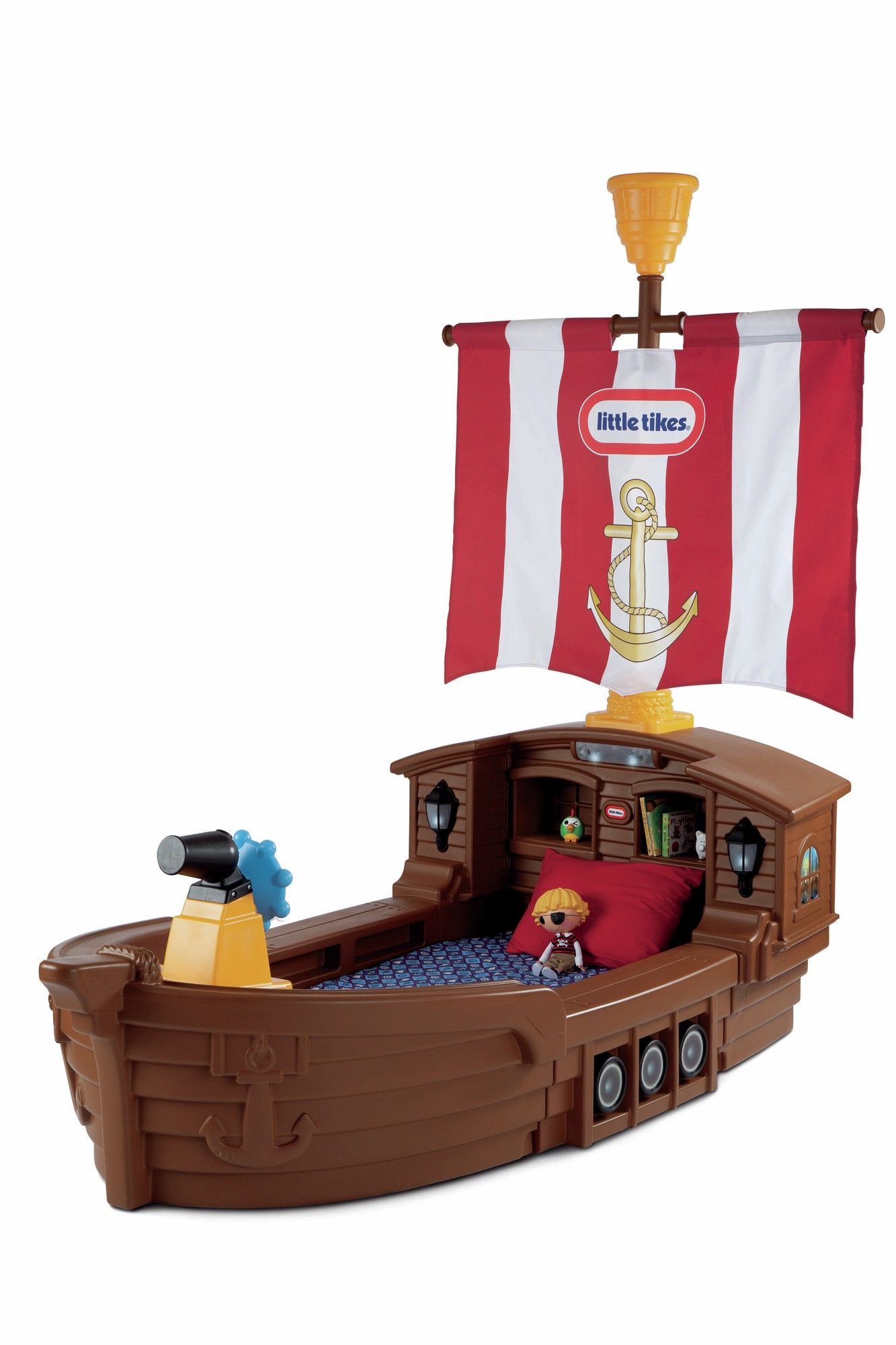 Pirate Ship Toddler Bed Wayfair Pirate Toddler Bed Little