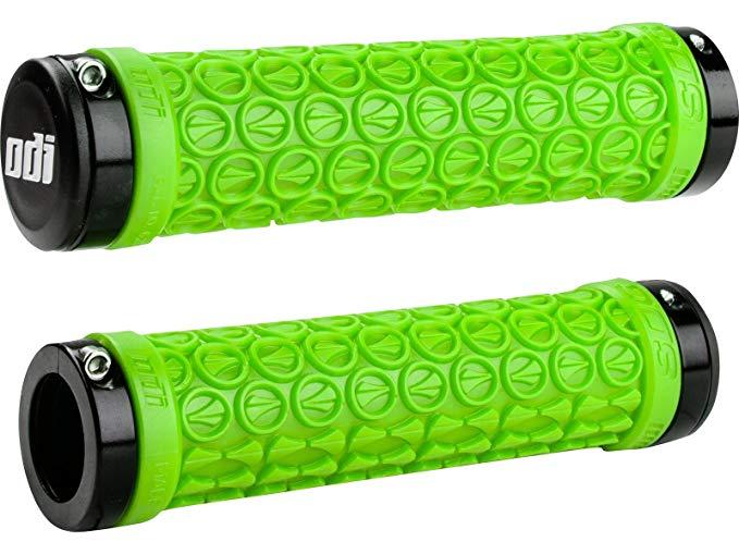 ODI SDG Lock OnSyste Bike Grips grün Green