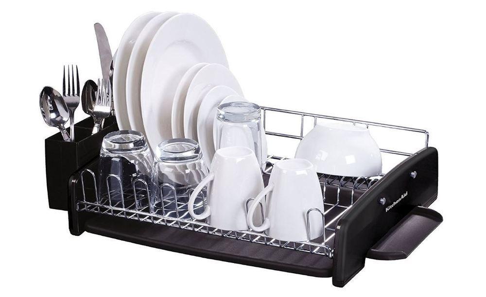 Dish Rack And Drainboard Set Kitchenaid Drain Board Classic 3