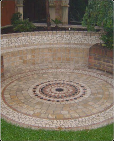 Pisos para jardines exteriores buscar con google - Patios exteriores ...