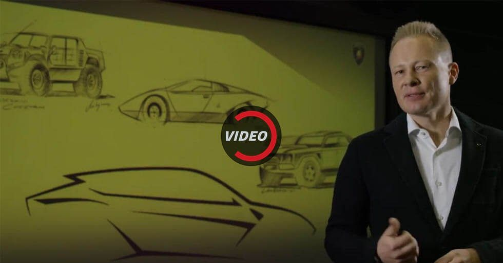 Lamborghini Explains How The Countach And LM002 Influenced The Urus #Lamborghini #Lamborghini_Urus
