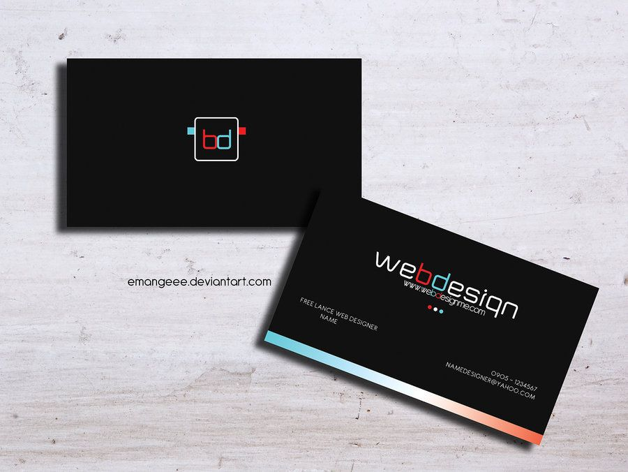 17 Best images about Business Cards Inspiration on Pinterest ...