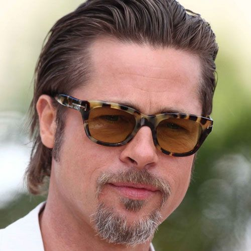 The Best Brad Pitt Haircuts Hairstyles Ultimate Guide Brad Pitt Style Brad Pitt Brad Pitt Haircut