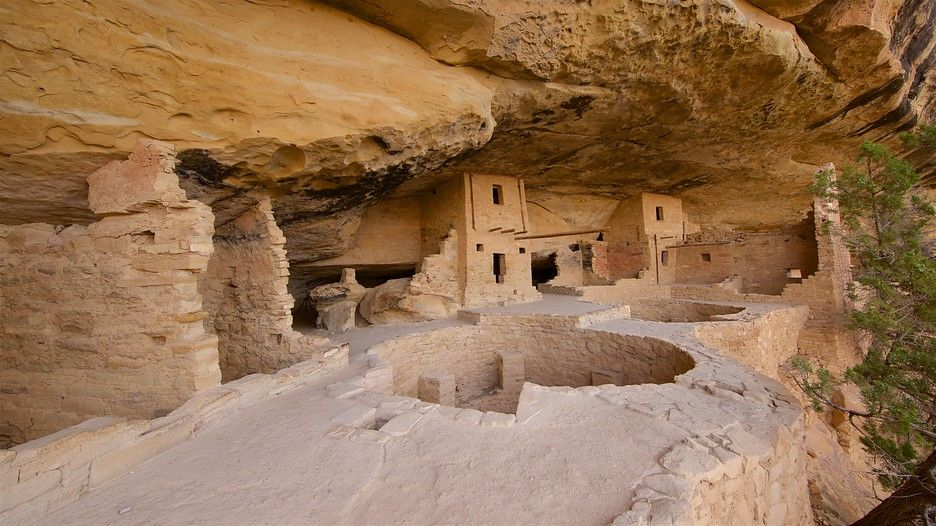 Showing item 1 of 25. Balcony House - Mesa Verde National ...
