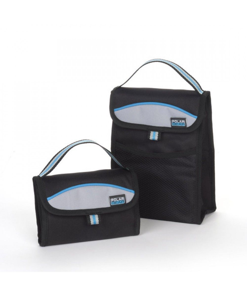 Available To Purchase Online Today This Polar Gear Folding Lunch Bag Is A Handy Way Transport Your From Home The Office