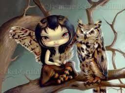 Image result for owl fantasy art