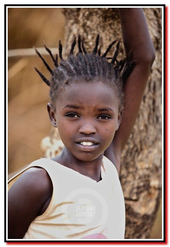 Ethiopian Hairstyles For Kids