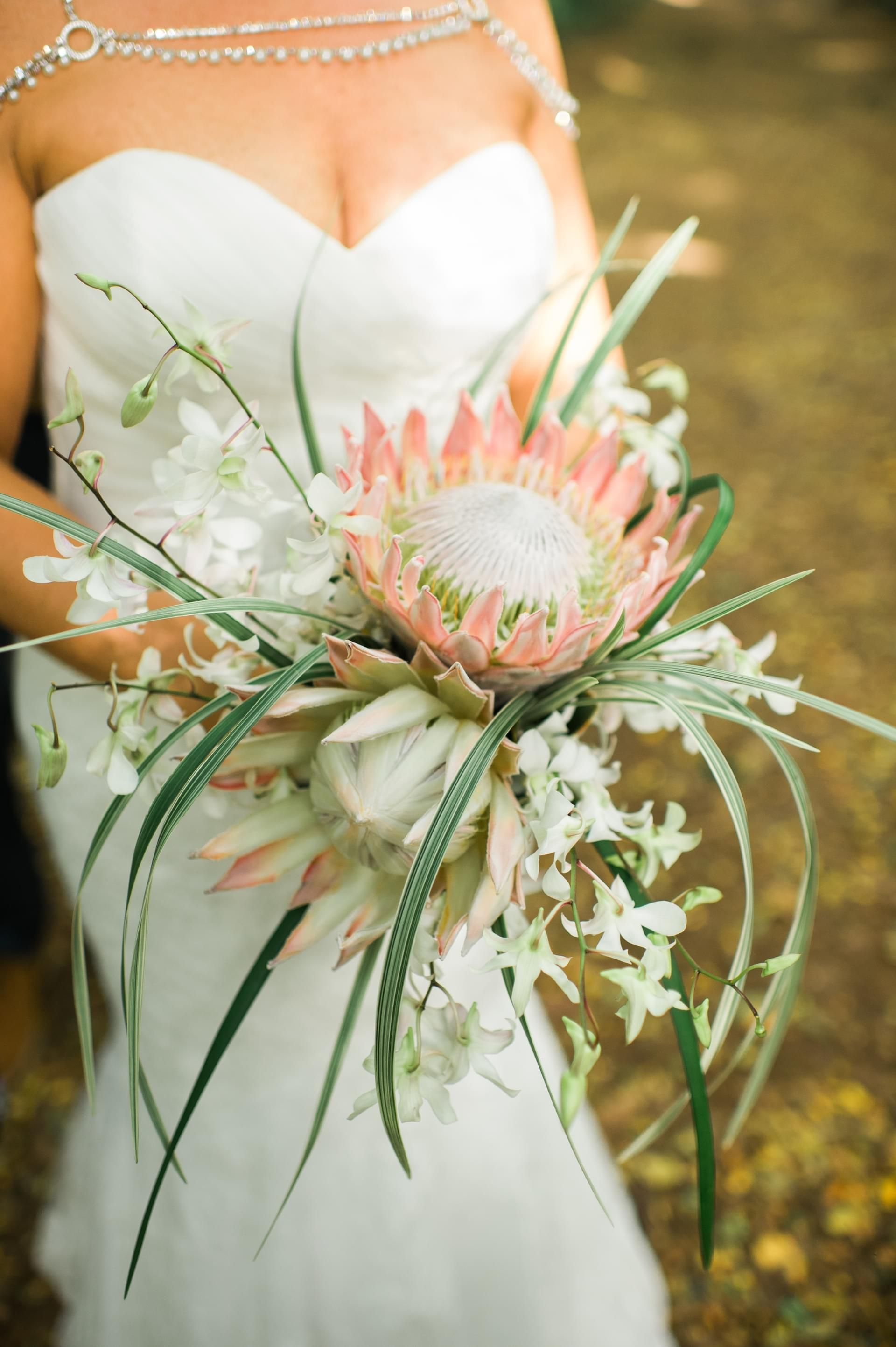The Smarter Way to Wed | Pinterest | White orchids, Bridal bouquets ...