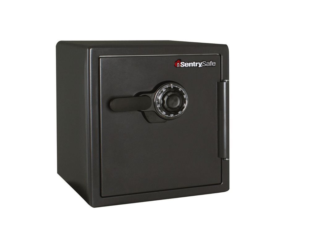how to open a combination safe sentry