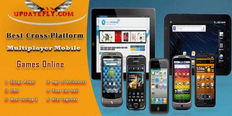 Best CrossPlatform Multiplayer Mobile Games Online (With