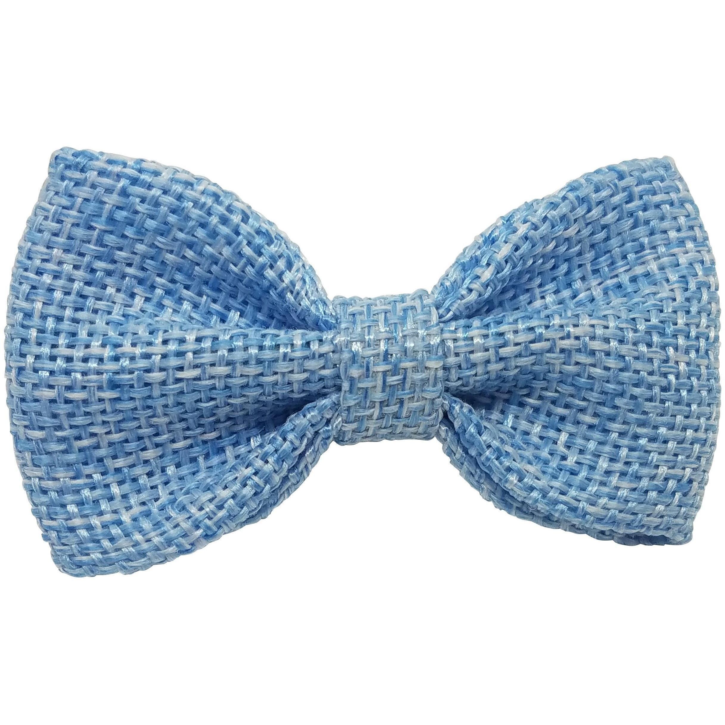893755ddea38b Ivory 3 | Products | Blue hair bows, Light blue hair, Burlap hair bows
