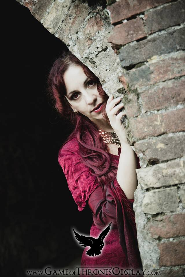 The Red Priestess by CalamityJade.deviantart.com on @deviantART