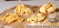 Фото к рецепту: Тесто для пасты (классическое)