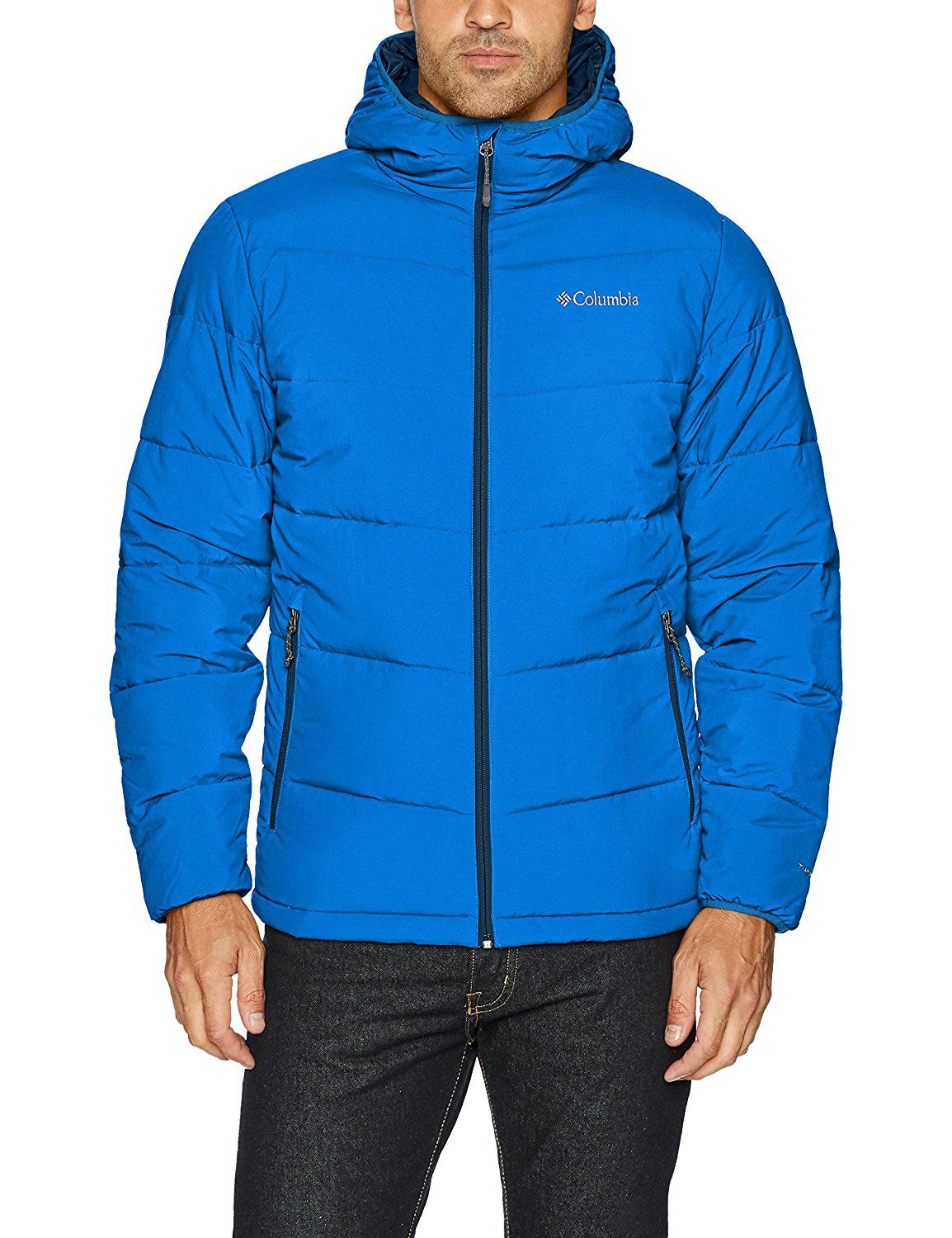 Amazon.com: Columbia Men's Lone Fir 650 Turbodown Hooded ...
