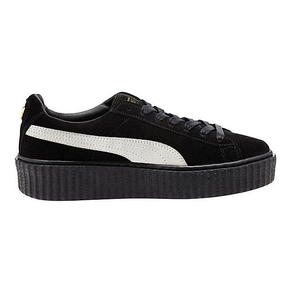 wholesale dealer b6400 9d8f8 Puma PUMA BY RIHANNA WOMEN S CREEPER (190 CAD) ❤ liked on Polyvore  featuring shoes