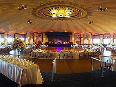 Ballroom In Avalon A Santa Catalina Island Wedding Venue See Prices And Detailed Info For Beautiful Unique Southern California Reception