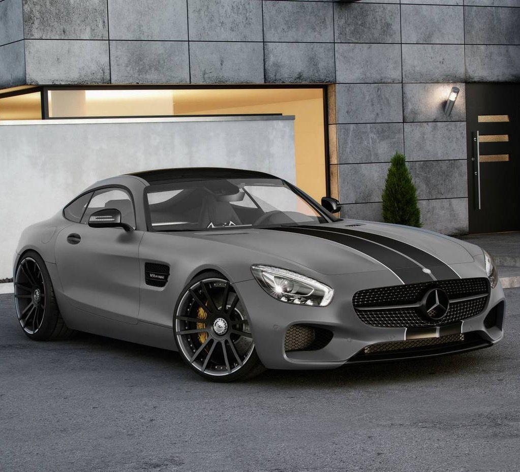 WheelsandMore Starts Their Work On The Mercedes AMG GT