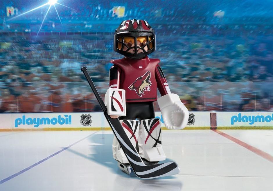 NHL Arizona Coyotes Goalie - AmazingMarket.de