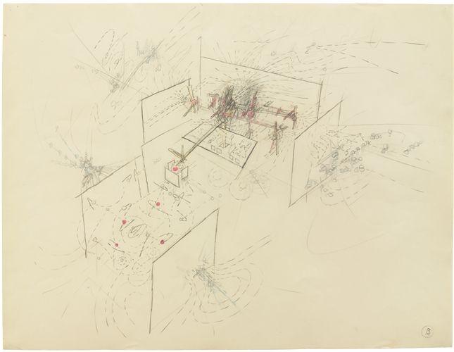 Untitled by Roberto Matta on artnet Auctions
