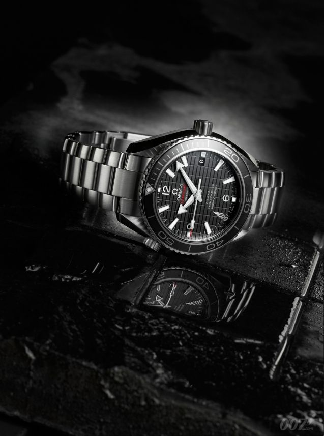 08c6a1543 The Official James Bond 007 Website | OMEGA Announces New SKYFALL 007  Seamaster