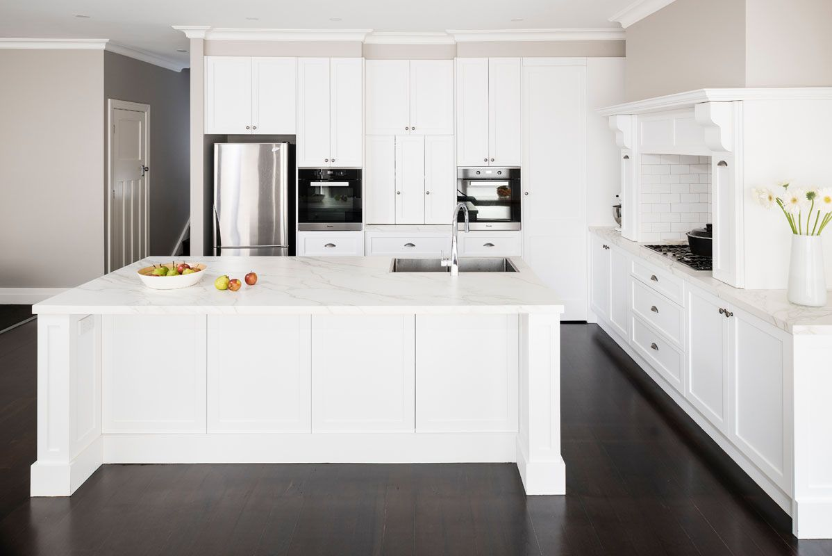 Kew Modern Classic Kitchen By Smith U0026 Smith Kitchens | Cocinas .